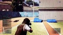 (GTA 5 Online) TDMs RNG Run N Gun RPG vs Jets Sniper vs Sniper Montage