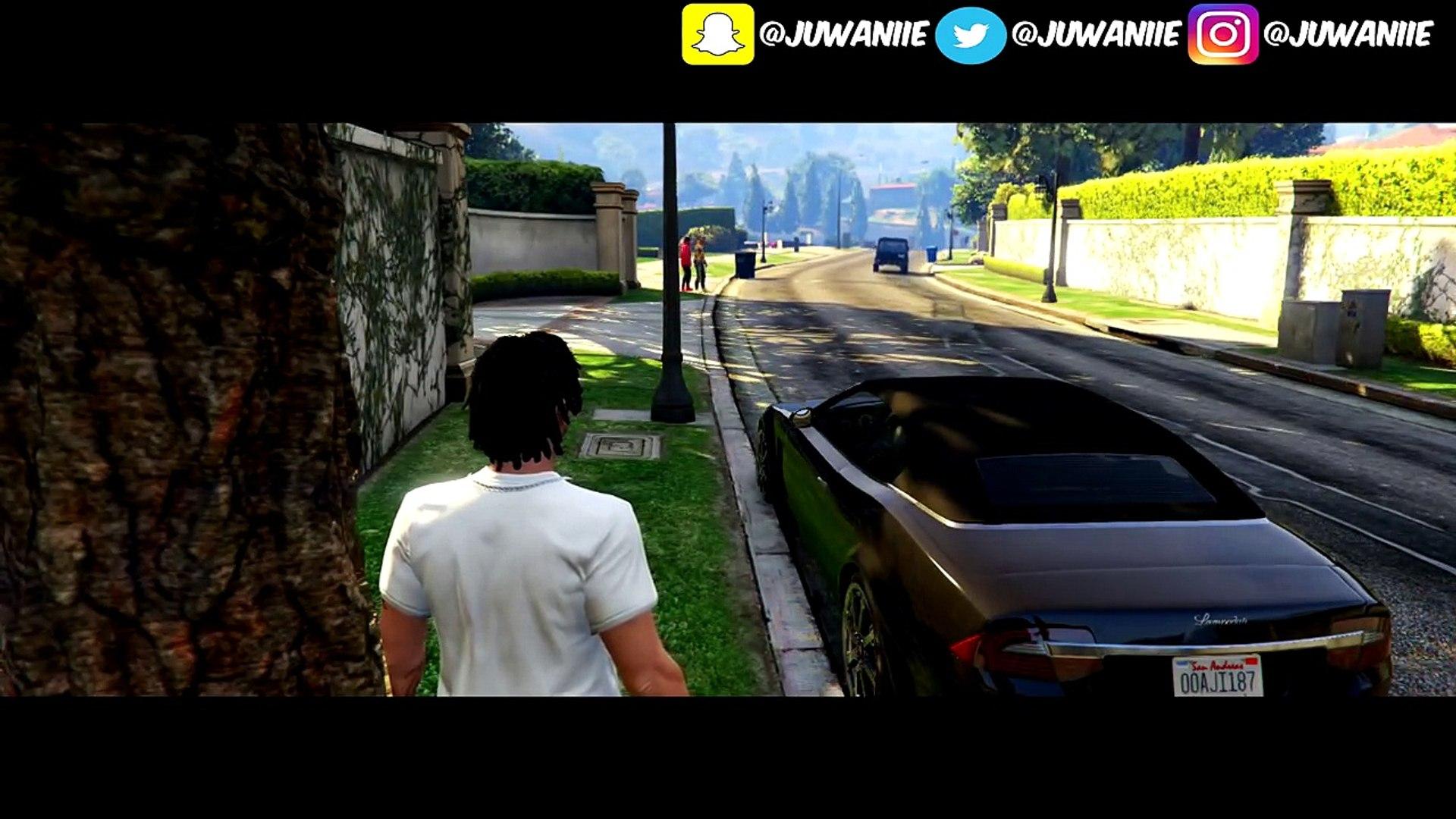 GTA5 School Life In Da Hood Ep. 150 - GAY SON !!