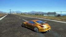 GTA V - Fast & Furious Nissan 350z Morimoto (GTA 5 Fast & Furious Tokyo Drift Mods)