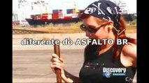 Asfalto BR x ASFALTO EUA