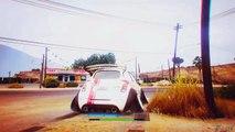 Grand Theft Auto V - Racing with Grotti Brioso Stanced [DLC Cunning Stunts] - GTA 5 MOD