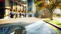 Grand Theft Auto IV - Predator Vs Hulk
