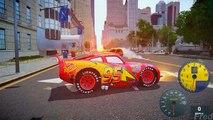 GTA IV - LIGHTNING MCQUEEN, RAMONE, TOW MATER and DINOCO (GTA 5 DISNEY CARS MODs)