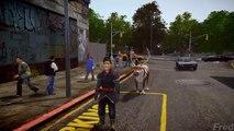 Grand Theft Auto IV Mod Frozen Kristoff, Hans, Sven MOD GTA IV