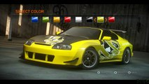 Need For Speed The Run Customizing & Race w/ Toyota Supra & Lamborghini Gallardo - Part 5