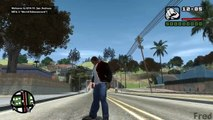 GTA San Andreas Beta 3 [Map MOD for #GTAIV] - Ped paths [MOD]