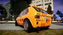 GTA IV San Andreas BETA - VW Golf GTI MK1 Rally [MOD]