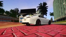 GTA IV San Andreas Beta - Toyota Supra Body Kit 1 (NFS SHIFT 2) [Car MOD]