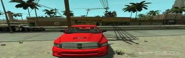 GTA IV San Andreas Beta - Dodge Rampage Challenger 2011