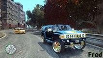 Grand Theft Auto IV - Hummer H3 2005 [MOD]