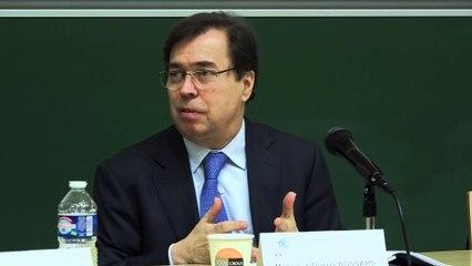 Conférence  de Thierry Bossard : autoévaluation et contractualisation