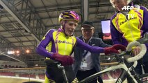 Robert Marchand, 106 ans, avale encore des kilomètres à vélo