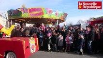 VIDEO 41. Le carnaval bat son plein à Oucques