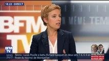 """Accusations contre Darmanin et Hulot: Clémentine Autain souligne le """"deux poids deux mesures"""" du gouvernement"""