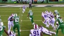 Matt Forte's 2 TD Night vs. Buffalo! | Bills vs. Jets | Wk 9 Player Highlights
