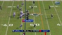 Malik Jackson Sacks Tyrod Taylor on Huge Jags Blitz!   Bills vs. Jaguars   NFL Wild Card Highlights