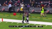 Martavis Bryant's Sideline Toe-Tap Grab & Justin Hunter's TD Catch | Steelers vs. Texans | NFL Wk 16