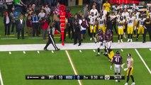 Le'Veon Has Pittsburgh Singing Jingle Bells vs. Houston  | Steelers vs. Texans | Wk 16 Player HLs