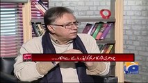Ch Nisar probably did not understand that it is not democracy- Hassan Nisar on Ch Nisar's press conference