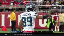 Russell Wilson Takes Seattle Downfield on TD Drive to Extend Lead   Seahawks vs. 49ers   NFL Wk 12