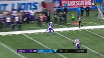 Kenny Golladay's Amazing Grab & Stafford Serves Up a TD to Jones! | Can't-Miss Play | NFL Wk 12