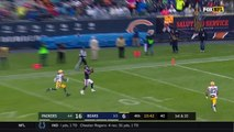 Mitchell Trubisky Tosses 46-Yd TD Bomb to Josh Bellamy! | Packers vs. Bears | NFL Wk 10 Highlights