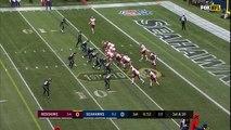 Bobby Wagner Sacks Kirk Cousins for a Safety!   Redskins vs. Seahawks   NFL Wk 9 Highlights