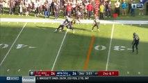 Richard Sherman's Huge INT Off Deshaun Watson's Pass!   Texans vs. Seahawks   NFL Wk 8 Highlights