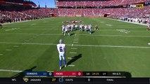 San Fran Fumbles Punt Leading to Ezekiel Elliott's Big TD Blast! | Cowboys vs. 49ers | NFL Wk 7