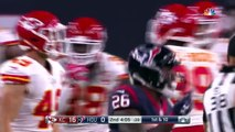 Miller, Watson & Foreman's Great Rushes Set Up Hopkins' TD Catch! | Chiefs vs. Texans | NFL Wk 5