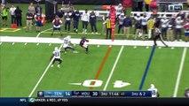 Deshaun Watson Makes Big Plays on TD Drive! | Titans vs. Texans | NFL Wk 4 Highlights