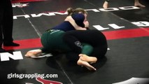 DOUBLE FEATURE 3! No-Gi/Gi by Girls Grappling • Women Wrestling Submission Female BJJ MMA