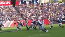 Prosise's Massive Catch Leads to Baldwin's Diving TD!   Seahawks vs. Titans   NFL Wk 3 Highlights