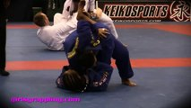 DOUBLE FEATURE 4! No-Gi/Gi by Girls Grappling • Women Wrestling Submission Female BJJ MMA