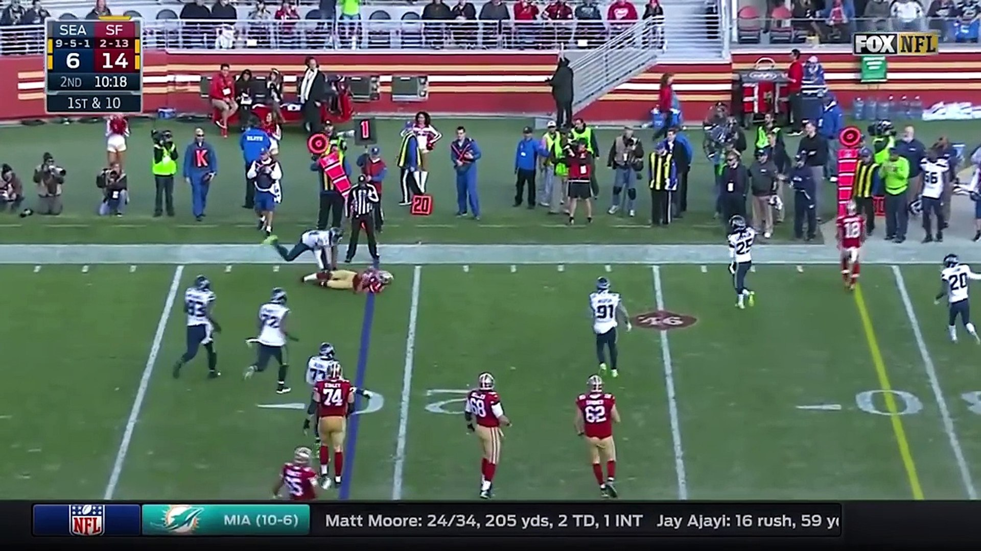 Bobby Wagner's Best Highlights from the 2016 Season | NFL