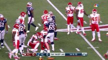 Patriots Score 1st TD on Opening Drive of the Season! | Chiefs vs. Patriots | NFL Highlights
