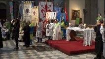 11-02-2018:AVE MARIA DI LOURDES - GIORNATA MONDIALE DEL MALATO - CORO DELLA DIOCESI