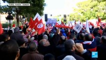 Tunisia: Protests mark seven years since Arab Spring uprising