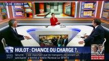 Neumann/Jeudy: Nicolas Hulot est-il une chance ou une charge pour le pouvoir politique ?