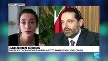 """Hariri to visit France: """"Lebanon is increasingly caught between Saudi Arabia and Iran"""""""