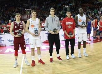 EB ANGT Munich, All-Tournament Team