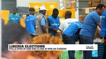 Liberia's presidential election: 20 candidates vying for top job