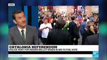 Catalonia: Many Catalans have already cast their vote for the independence referendum