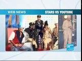 FRANCE24-EN-WebNews-Stars Vs Youtube