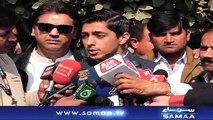 Video - Ali Khan Tareen speaks to media -video-ali-khan-tareen-speaks-to-media