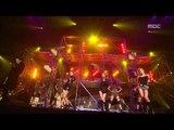 음악중심 - Brown Eyed Girls - Sixth Sense, 브라운 아이드 걸스 - 식스 센스, Music Core 20111001