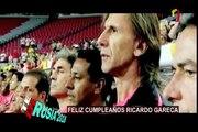 Teledeportes (11/02/2018) Feliz cumpleaños Ricardo Gareca