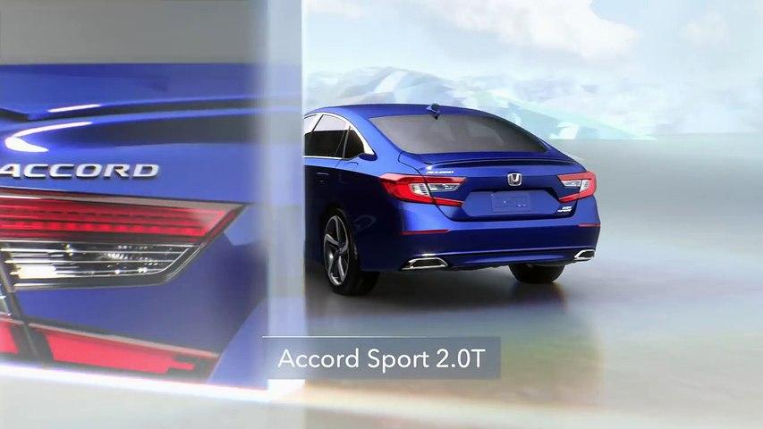 2018 Honda Accord Sport- A Whole New Light - Speed of Light (Spanish) - YouTube