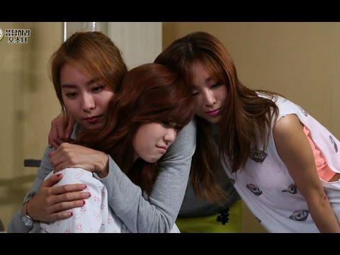 【TVPP】Hyosung(Secret) – When she was in Five Girls.., 효성(시크릿) – 오소녀 시절 과로로 쓰러졌던 효성 @ Story Show