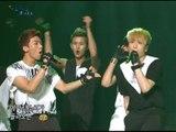 【TVPP】ZE:A - Let's go travel (Cho Yongpil), 제국의 아이들 - 여행을 떠나요 (조용필) @ Beautiful Concert